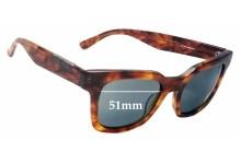 Raen Myer Replacement Sunglass Lenses - 51mm wide