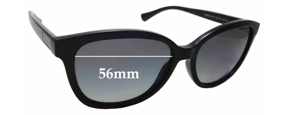 54d513608f57 Sunglass Fix Replacement Lenses for Ralph Lauren RA 5222 - 56mm wide ...