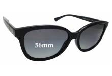 Sunglass Fix Replacement Lenses for Ralph Lauren RA 5222 - 56mm wide