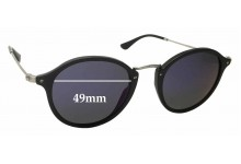 Ray Ban RB2447 Replacement Sunglass Lenses - 49mm wide