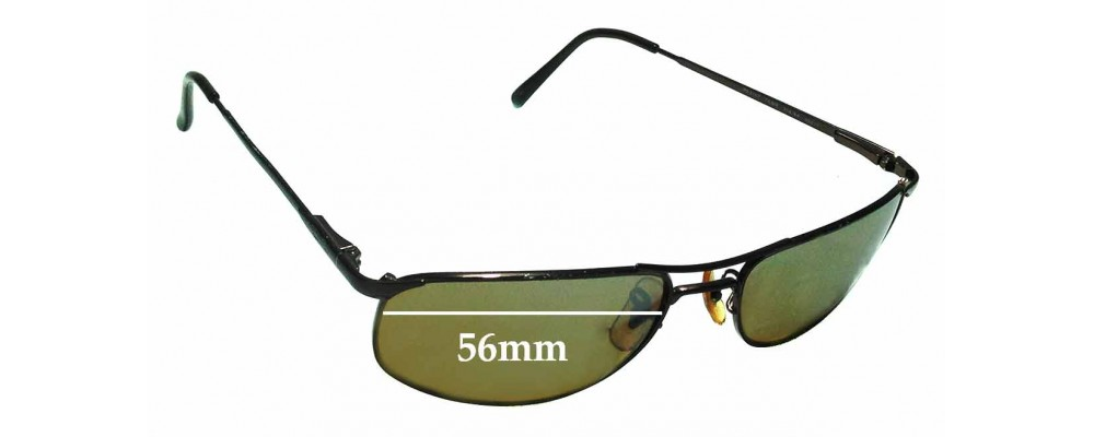 Ray Ban RB3147 Replacement Sunglass Lenses 56mm Wide