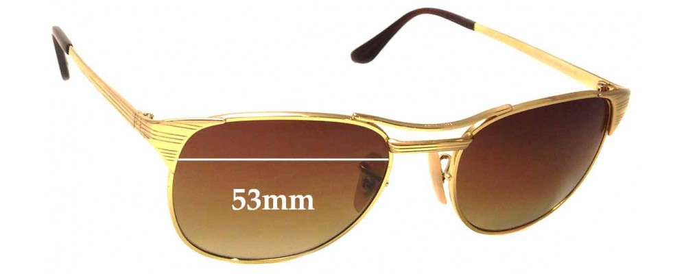 bc9ae77ffb Ray Ban RB3429 Signet Replacement Lenses 55mm by The Sunglass Fix®