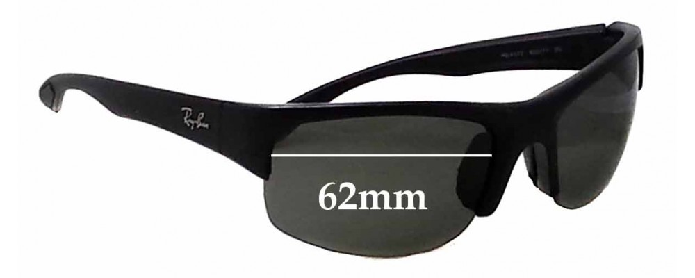 63mm Fix™ The By Ray Ban Lenses Wide Rb4173replacement Sunglass rhdQCts