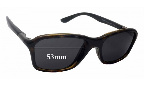 Ray Ban RB8952 Replacement Sunglass Lenses - 53mm wide