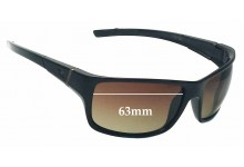 Rip Curl Trestles Replacement Sunglass Lenses - 63mm wide