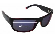 Sunglass Fix Replacement Lenses for Rip Curl Raglan 8 - 62mm wide