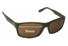 Rodenstock R 3244 Replacement Sunglass Lenses - 56mm wide