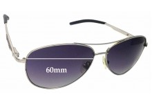 Rudy Project Sky Major Replacement Sunglass Lenses - 60mm wide