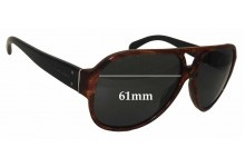 Ralph Lauren PH4073 Replacement Sunglass Lenses - 61mm wide