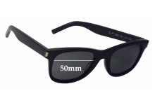 Sunglass Fix New Replacement Lenses for Saint Laurent SL 51 - 50mm Wide