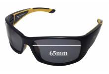 SeaSpecs aFloat Pelagic Replacement Sunglass Lenses - 65mm wide