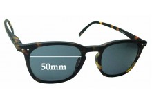 See Concept Sun #E Replacement Sunglass Lenses - 50mm wide