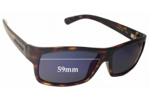 Sunglass Fix Replacement Lenses for Serengeti Martino - 59mm Wide