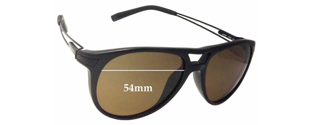 2b20598d727c Sunglass Fix Replacement Lenses for Serengeti Udine - 54mm wide