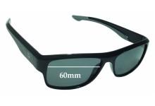 Specsavers Ainslie Sun Rx Replacement Sunglass Lenses - 60mm wide