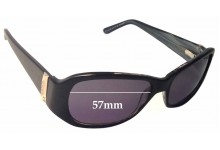 Spec Savers Sun Rx 80 Replacement Sunglass Lenses - 57mm wide