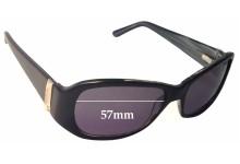 Spec Savers Sun Rx 80 Replacement Sunglass Lenses - 57mm wide