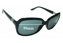 Sunglass Fix Replacement Lenses for Specsavers Torgiano Sun Rx - 59mm wide
