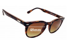 Sunglass Fix Replacement Lenses for Spektre - Memento Audere Semper - 48mm wide