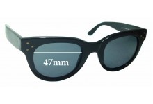 Sunglass Fix Replacement Lenses for Spektre She loves you - 47mm wide