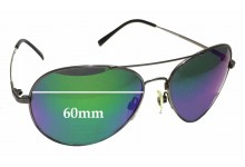 Spotters Ace Replacement Sunglass Lenses - 60mm wide