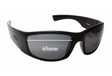 Spotters Coyote Replacement Sunglass Lenses - 65mm wide