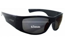 Spotters Coyote Plus Replacement Sunglass Lenses - 63mm wide