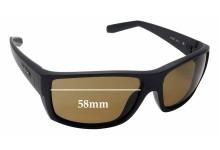Spotters Joker Replacement Sunglass Lenses  - 59mm wide