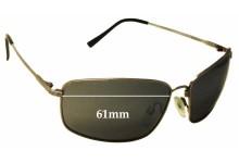 Spotters Pursuit Replacement Sunglass Lenses - 61mm wide