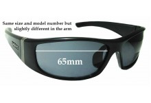 Sunglass Fix Replacement Lenses for Spotters Transformer - 65mm Wide