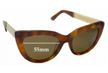 Sunday Somewhere Laura Replacement Sunglass Lenses - 55mm wide