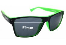 Sunglass Fix Replacement Lenses for Superdry SD Sun Rx Kobe - 57mm wide