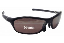 Sunglass Fix Replacement Lenses for Tag Heuer TH 6004 - 63mm Wide