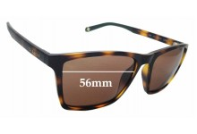 Sunglass Fix Replacement Lenses for Ted Baker TB1456 Wade - 56mm Wide
