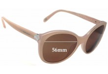 Tiffany & Co TF 4086-H Replacement Sunglass Lenses - 56mm Wide