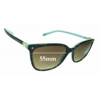 0c67db50be Sunglass Fix New Replacement Lenses for Tiffany   Co TF4105-HB - 55mm Wide