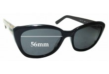Sunglass Fix Replacement Lenses for Tiger Lilly TL3017 - 56mm wide