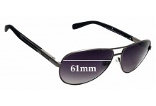 Sunglass Fix Replacement Lenses for Timberland TB9058 Sun RX 08 - 61mm wide
