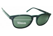 Sunglass Fix Replacement Lenses for Tommy Hilfiger 86020 - 50mm wide