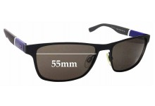 Sunglass Fix Replacement Lenses for Tommy Hilfiger TH 1283/S - 55mm wide