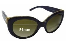 Tory Burch TY7076 Replacment Sunglass Lenses - 54mm wide