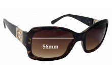 Sunglass Fix New Replacement Lenses for Tory Burch TY9028 - 56mm Wide