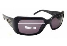 Sunglass Fix Replacement Lenses for Valentino 5449/S - 56mm Wide