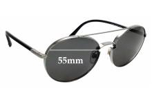 Sunglass Fix Replacement Lenses for Valentino VA2002 - 55mm Wide
