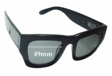 Valley City Sabbath Replacement Sunglass Lenses - 49mm wide
