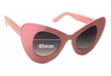 Valley City VC3100 Replacement Sunglass Lenses - 48mm wide