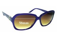 SFX Replacement Sunglass Lenses fits Versace MOD 4250 57mm Wide