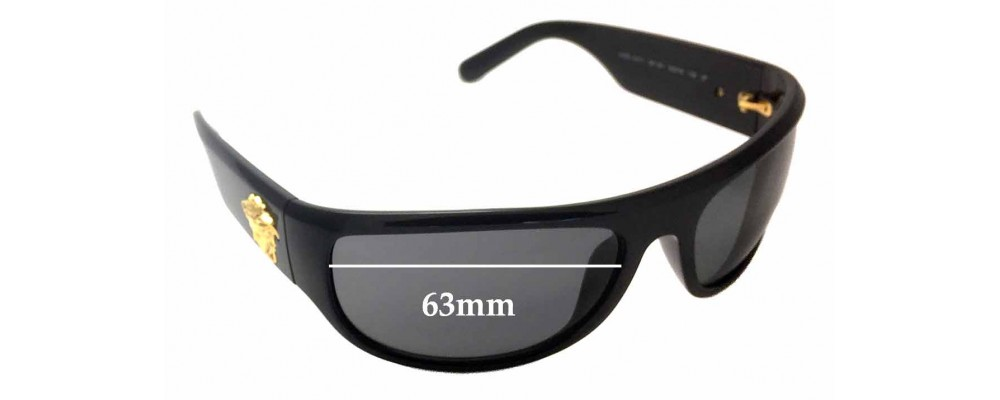 765dc4262fc26 Versace MOD 4276 Replacement Lenses 62mm by The Sunglass Fix®