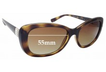 Sunglass Fix Replacement Lenses for Vogue VO 2943-SB - 55mm Wide