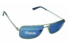 Vogue VO3789-S Replacement Sunglass Lenses - 59mm Wide